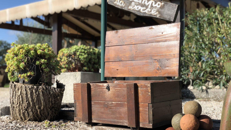 Giardino degli Olivi - Agriturismo ad Assisi